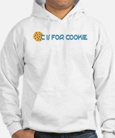 C is for Cookie Hoodie