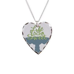 Life is So Sweet Necklace