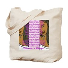 Proverbs 31 Women Tote Bag