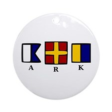 aRk Ornament (Round)
