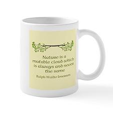 Nature Is Mutable Cloud Mug