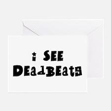 Deadbeats Greeting Cards (Pk of 10)