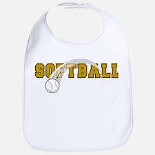 Softball Bib