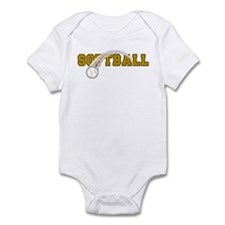 Softball Infant Creeper