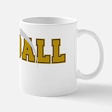 Softball Small Small Mug