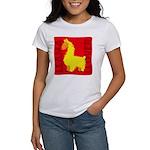 llamalloverWhite T-Shirt