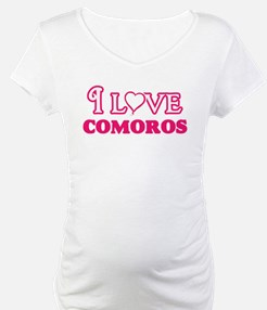 I love Comoros Shirt