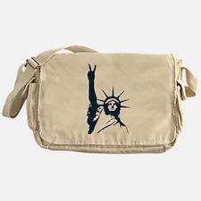 Unique San francisco wall Messenger Bag