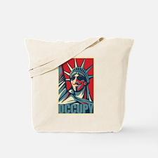 Cool San francisco wall Tote Bag