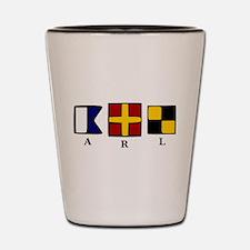aRl Shot Glass
