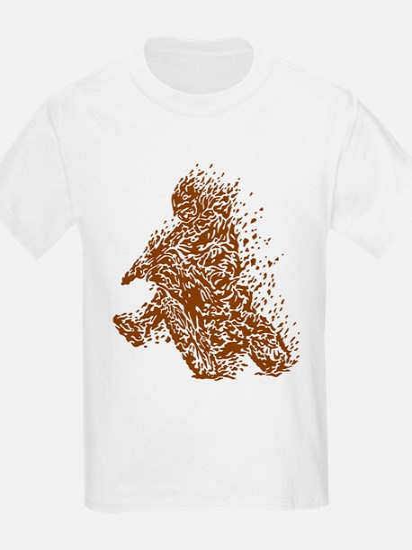 Dirt Bike Kids T-Shirt