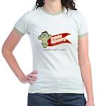 Code Monkey This One Jr. Ringer T-Shirt