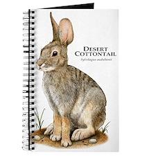 Desert Cottontail Journal