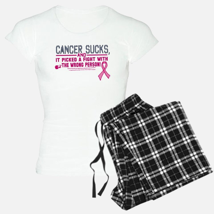 Cancer Sucks Pajamas