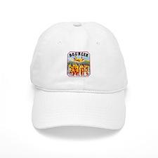 Bouncer Cigar Label Baseball Cap