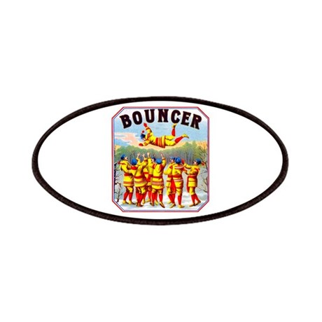 Bouncer Cigar Label Patches