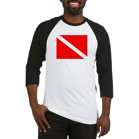 Dive Flag Baseball Jersey