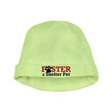 Foster a Shelter Pet baby hat