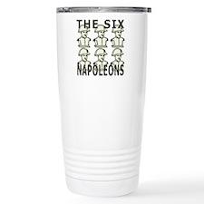 Six Napoleons Travel Mug