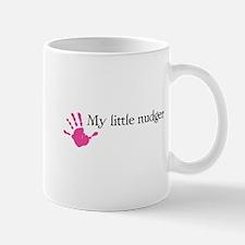 My little nudger Mug