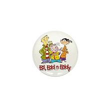 Ed, Edd n Eddy Mini Button