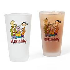 Ed, Edd n Eddy Drinking Glass