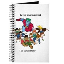 Captain Planet Journal