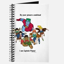 Captain Planet Journal