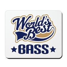 Bass (World's Best) Mousepad