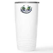 Mesmerizing Cheshire Cat Travel Mug