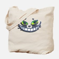 Mesmerizing Cheshire Cat Tote Bag