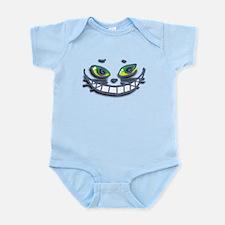 Mesmerizing Cheshire Cat Infant Bodysuit