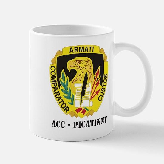 DUI-ACC - Picatinny WITH TEXT Mug