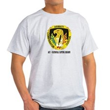 DUI-ACC - National Capitol Region WITH TEXT T-Shirt