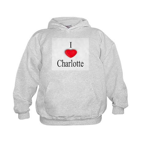 Charlotte Kids Hoodie
