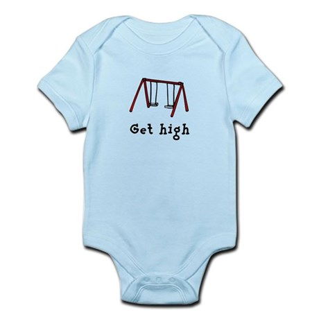 Get High Swing Set Infant Bodysuit