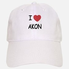 I heart Akon Baseball Baseball Cap