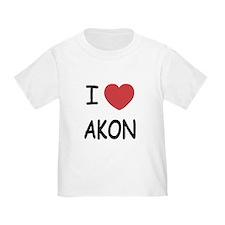 I heart Akon T