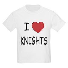 I heart knights T-Shirt