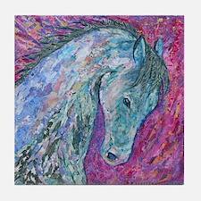 Passion Horse Tile Coaster