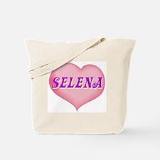 selena heart Tote Bag