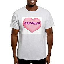 rihanna heart T-Shirt