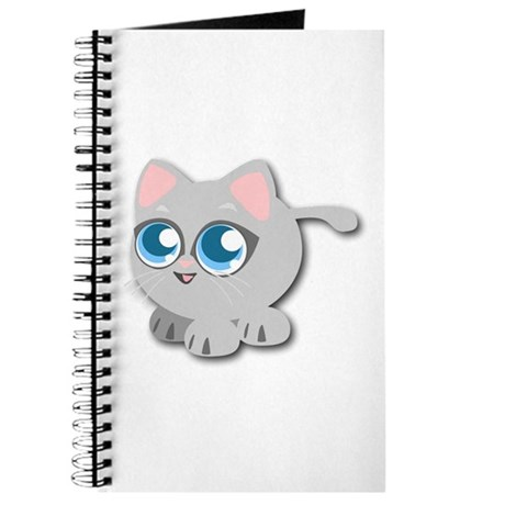 Anime Kitty Journal