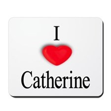 Catherine Mousepad