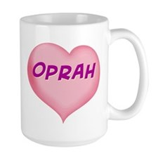 oprah heart Mug