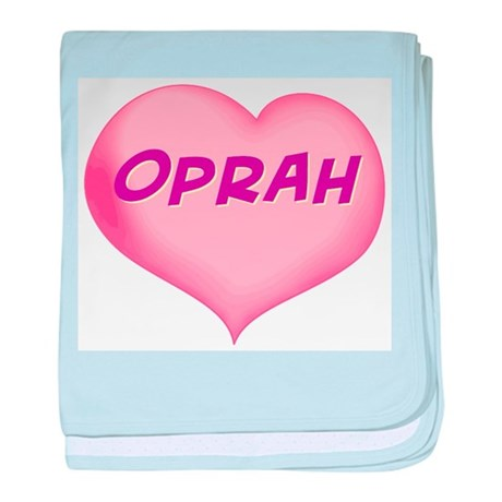 oprah heart baby blanket