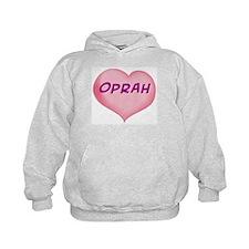 oprah heart Hoodie