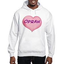oprah heart Jumper Hoodie