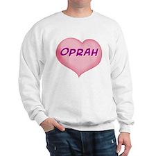 oprah heart Jumper