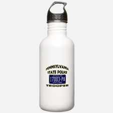 Pennsylvania State Police Water Bottle